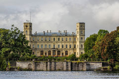 Gatchina Palace royalty free stock images