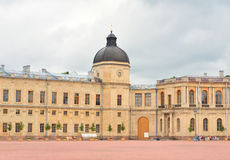 The Gatchina palace. stock photo