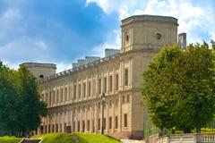 Gatchina palace, Russia, Gatchina Stock Photos