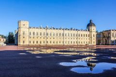 Gatchina Palace royalty free stock photography