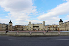 The Gatchina palace. St.-Petersburg, Russia. Royalty Free Stock Images