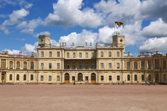 The Gatchina palace. St.-Petersburg, Royalty Free Stock Images