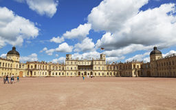 The Gatchina palace. St.-Petersburg Royalty Free Stock Photography