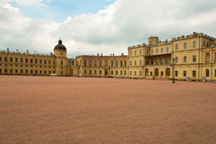 Gatchina park Royalty Free Stock Image