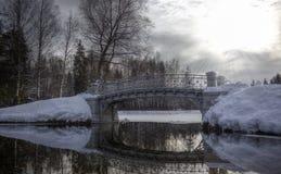 Gatchina Park, St. Petersburg, Russia Stock Photo