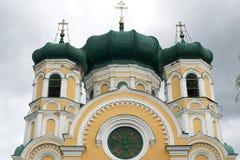 Gatchina Pavlovsk katedra 3 Obrazy Royalty Free