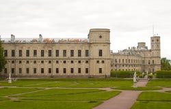 Gatchina, región de Leningrad, Rusia - 03, junio de 2017 PA de Gatchina Foto de archivo libre de regalías