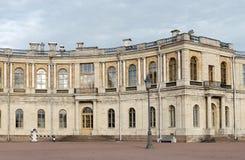 Gatchina slott Royaltyfria Bilder