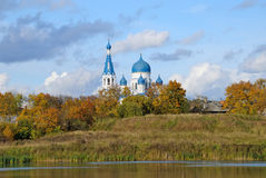 Gatchina, a suburb of St. Petersburg, Russia Stock Photos