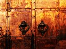 Gate#1 medioevale Fotografia Stock