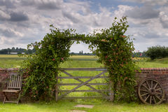 Gate Stock Photography
