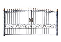 Gate. stock images