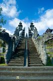Gate. At Besakih temple, Bali Royalty Free Stock Photography