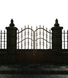 Gate Royalty Free Stock Image
