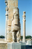 Gate of all nations in Persepolis Royalty Free Stock Photography