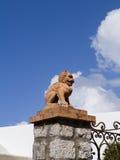 Gate in Anacapri on the sland of Capri Italy Royalty Free Stock Photo