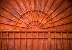 Gate - art forging Royalty Free Stock Image