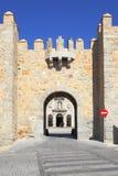 Gate of Avila Royalty Free Stock Photography
