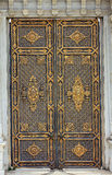 Gate in Beylerbeyi Palace Royalty Free Stock Images