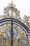 Gate Catherine Palace, St. Petersburg Royalty Free Stock Photos