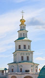 The Gate Church. New Jerusalem Monastery. Istra. Moscow region Royalty Free Stock Photo