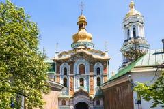 Free Gate Church Of The Trinity In Kiev City Royalty Free Stock Photo - 92554945