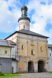Gate Church St. John of the Lestvichnika. Stock Photos