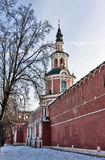 Donskoy Monastery,Moscow,Russia Royalty Free Stock Photo