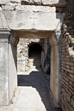 A gate in Ephesus city Royalty Free Stock Image