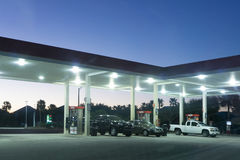 Gate Gas Station Stock Images