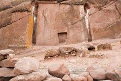 Gate Of The Gods - Peru Stock Photos