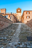 The gate of Gradara Royalty Free Stock Photo