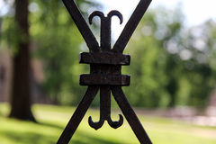 Gate grid stock images