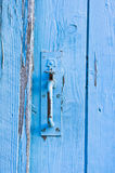 Gate handle Stock Images