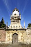 Gate of honour Royalty Free Stock Photo