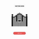 Gate  icon Royalty Free Stock Photo