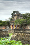 Gate within the Imperial City, Hue, Vietnam, Hue, Vietnam Royalty Free Stock Photography