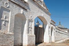 Gate of Ioanno-Vvedensky female monastery Royalty Free Stock Photography