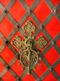 Gate Knocker Stock Images