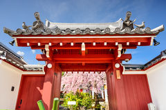 Gate in Kyoto Royalty Free Stock Images