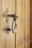 Gate latch Royalty Free Stock Photography