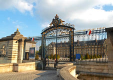 Gate of Les Invalides Royalty Free Stock Images