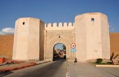 Gate in Marrakech Stock Photo
