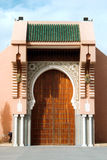 Gate of marrakesh Stock Images