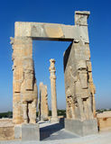 Gate of Nations, Persepolis, Iran Royalty Free Stock Photo