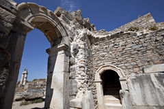 Gate in Odeion Stock Images