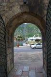 Gate of Old Kotor Town, Montenegro Royalty Free Stock Image