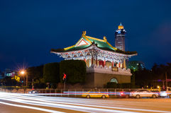Gate of the old Taipei city Royalty Free Stock Photography