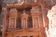 Gate at Petra, Giordania Stock Photography