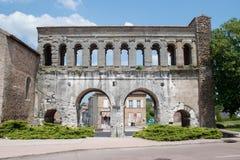 Gate Porte Saint-André Stock Images